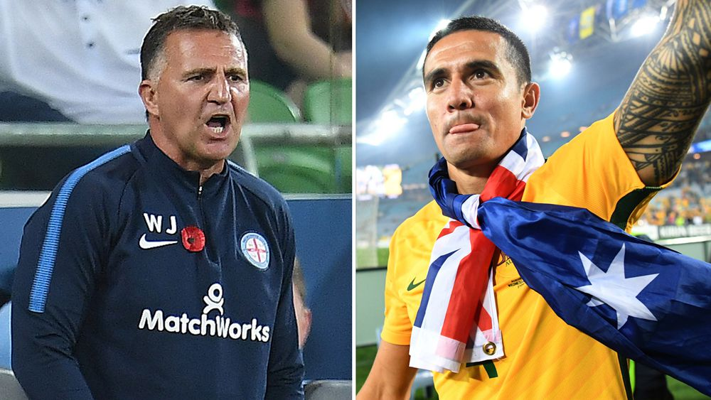 World Cup 2018: Melbourne City respond to Tim Cahill's exit talk