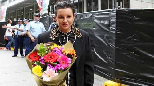 Lambie rejects call for gun law changes in wake of Sydney siege tragedy