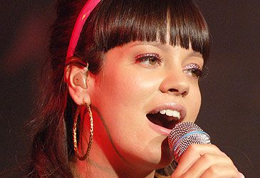 Daily Quiz: Which song was Lily Allen's first No.1 single in the UK?