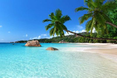 13. Anse Lazio in the Seychelles, East Africa
