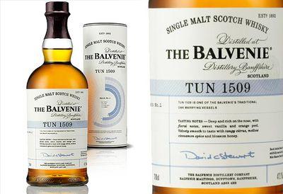 $420 Balvenie Tun 1509 Scotch