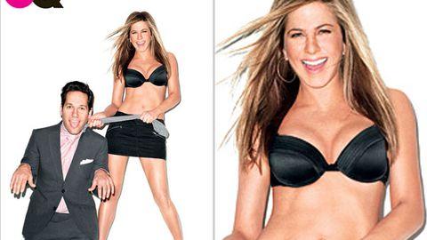 Hot or not: Jennifer Aniston's raunchy bra pics