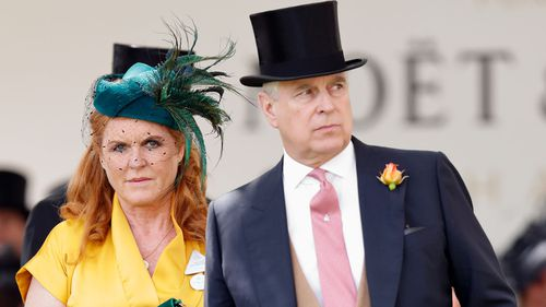 Prince Andrew and Sarah Ferguson holiday in Spain amid Jeffrey Epstein scandal