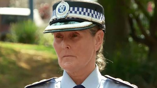 Inspector Debora O'Reilly said there was an altercation leading up to the alleged stabbing.