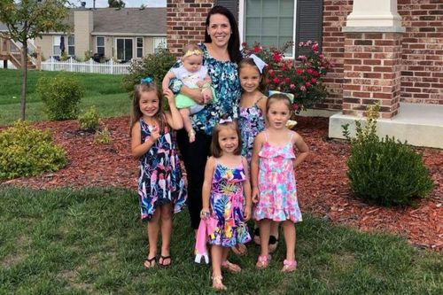 A gofundme page has been set up for her family. She is the fourth of five daughters in the Karam family.