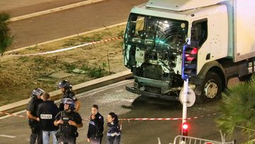 At least 84 people were killed in the incident. (Getty)