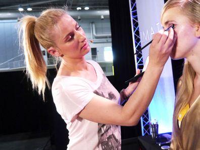 Eliza Campagna makeup artist