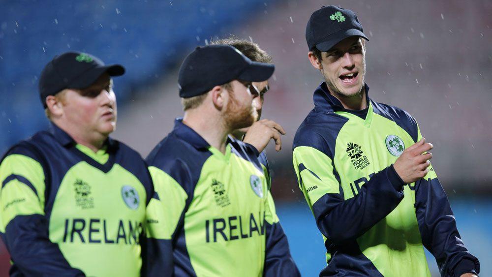 Rain ends Irish and Dutch WT20 hopes