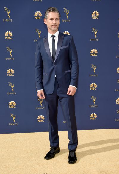 Actor Eric Bana at the 70th Emmy Awards