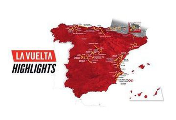 La Vuelta Highlights