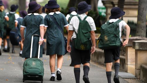 """The NSW Teachers Federation claims NAPLAN is a """"destructive"""" tool. (AAP)"""