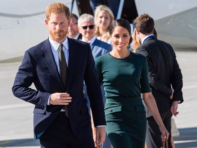 Prince Harry Meghan Markle royal tours best moments