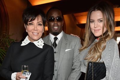 """""""You have so many crushes. You have to relax, Menopause!""""<br/><br/>- Khloe to Kris<br/><br/>Image: Getty"""