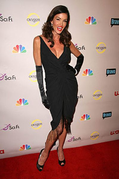 <b>Age: 56</b><br/><br/>Do these mature celeb ladies have what it takes to dress half their age?