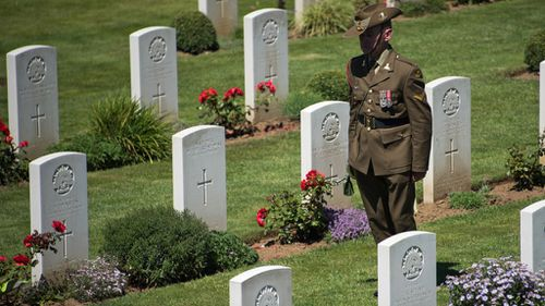 Battle of Fromelles marked at ceremony in northern France
