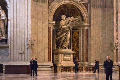 <strong>5. Vatican Museum and Sistine Chapel– Rome, Italy</strong>