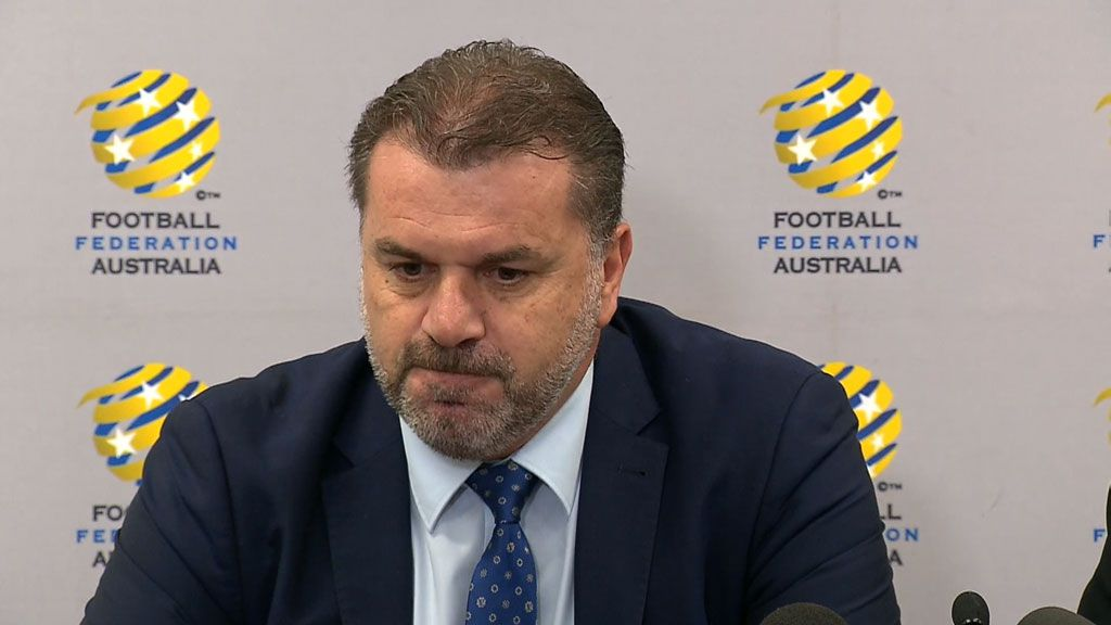 Ange Postecoglou resigns as Socceroos coach