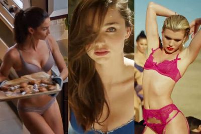 83c0584c885 Sexiest celeb underwear ads of all time!