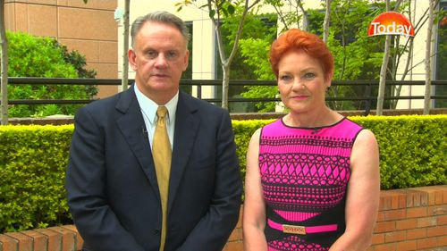 Mark Latham confirmed he will be joining Pauline Hanson's One Nation party.