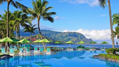 Princeville Resort, Hawaii