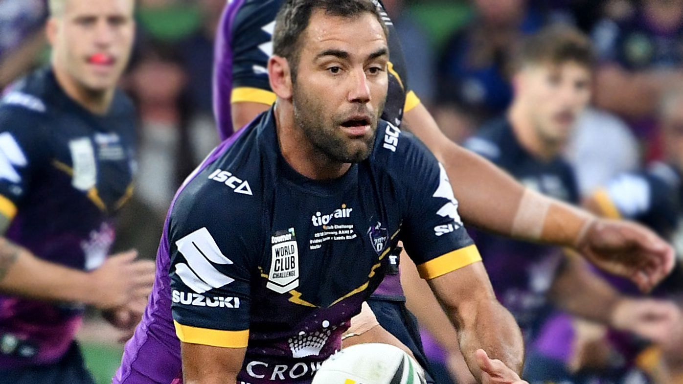 NRL news: Melbourne Storm skipper Cameron Smith won't be rushed into making call on future