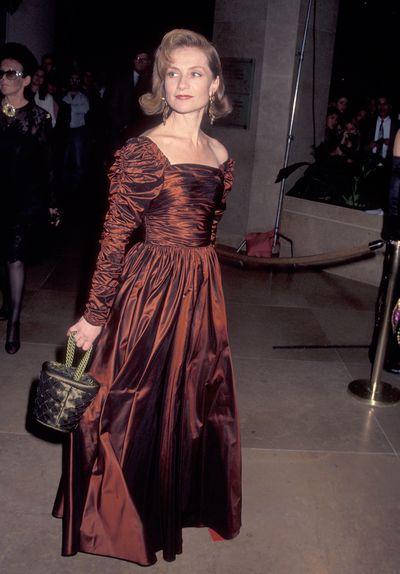 <p>Isabelle Huppert</p> <p>Oscar Nominee for Best Actress</p> <p><em>Elle</em></p>