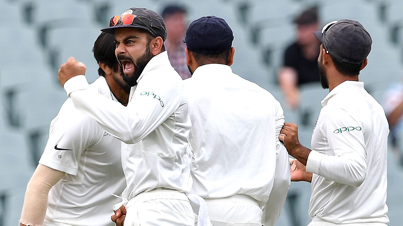 Australia vs India Day 2: Indian bowlers strangle Australian batsmen in battle of attrition