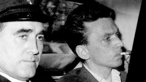 Ian Brady was convicted of the Moors murders in 1965. (AAP)