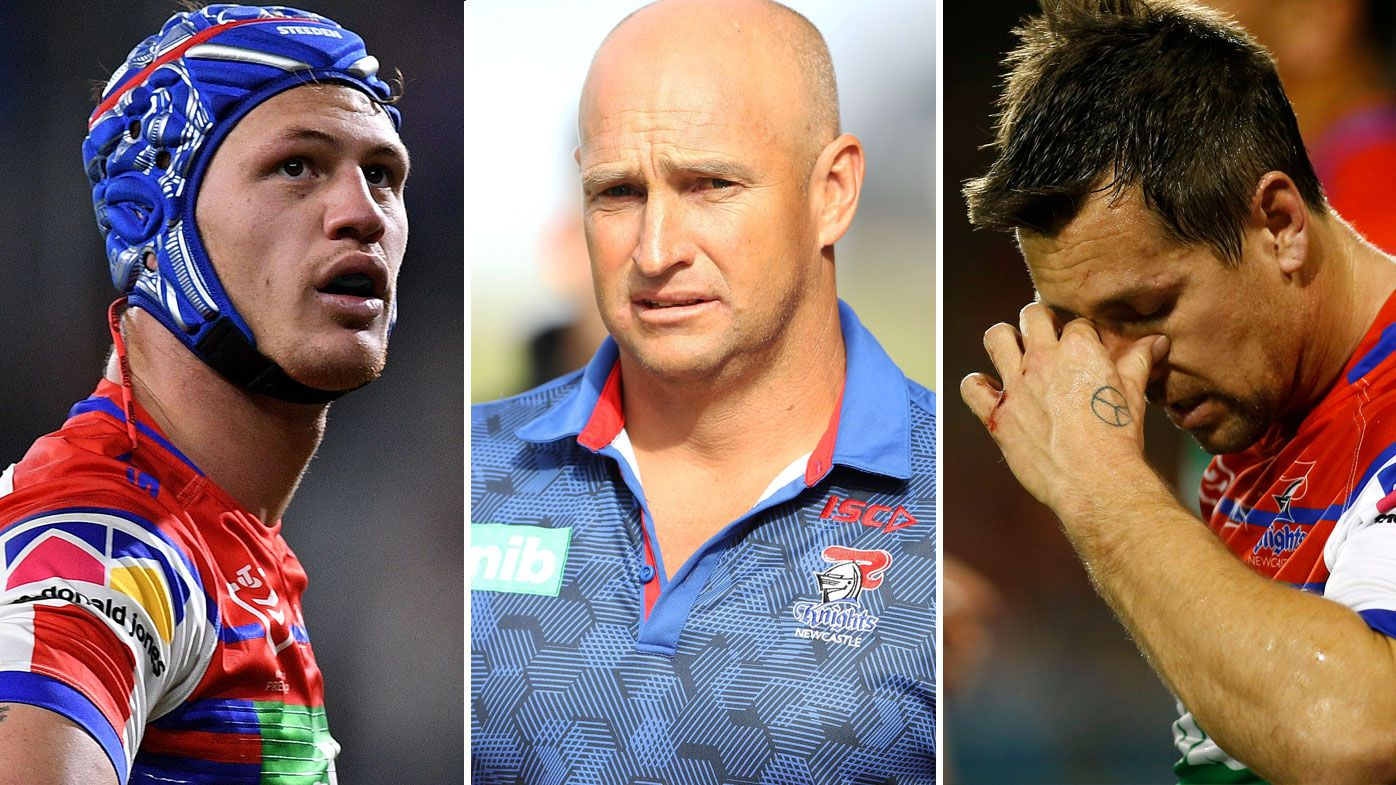 'A total lack of respect': Paul Gallen delivers Kalyn Ponga and Mitchell Pearce reality check over Nathan Brown remarks