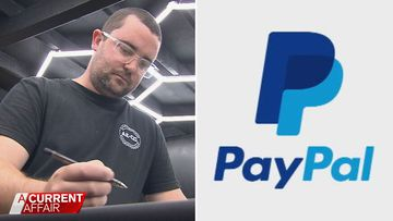 PayPal freezes account of growing Aussie business