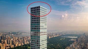 Inside NYC's most expensive penthouse ever