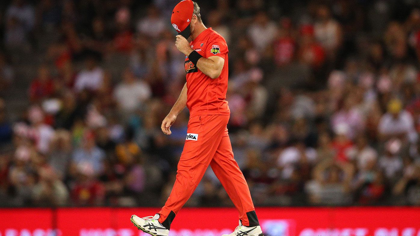 Renegades slump to new sporting low
