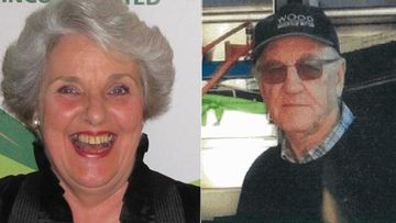 Car sought in search for missing campers Russell Hill and Carol Clay