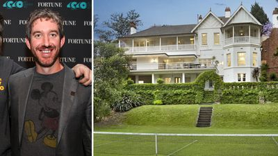 Point Piper mansion sells for more than $70 million, breaks records