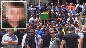 Mourners fill mosque to farewell Greenacre schoolboy