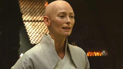 Tilda Swinton in <em>Doctor Strange</em>
