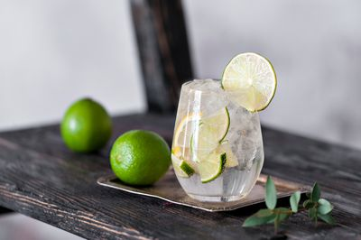 <strong>Gin & tonic</strong>
