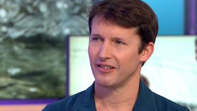 James Blunt Good Morning Britain 2