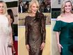 A-listers walk the SAG Awards red carpet