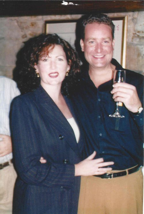 Lesley and husband Joe met in Sydney before relocating to New York City. Photo with kind permission of Joseph O'Keefe