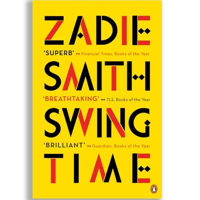 Swing Time by Zadie Smith: June 2020