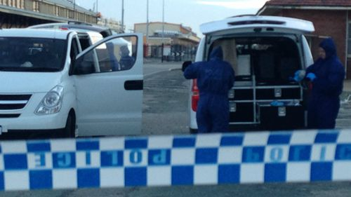 The 37-year-old man was found dead with apparent stab wounds. (9NEWS)