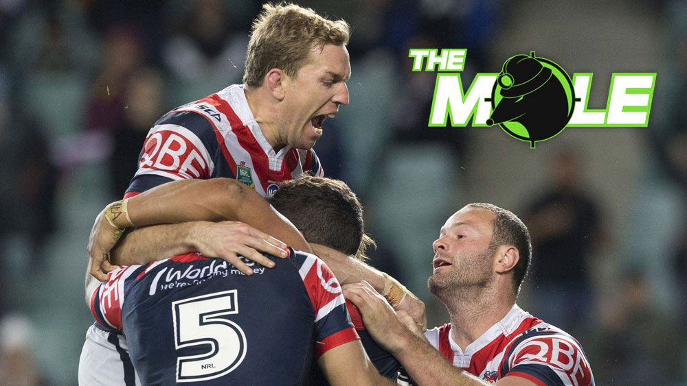 Sydney Roosters to recruit former referee Chris James as secret weapon for 2018 NRL season