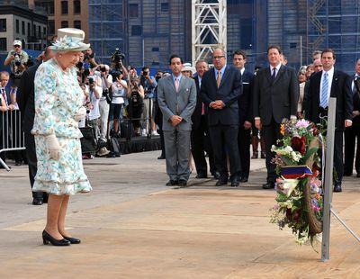 Queen Elizabeth responds to 9/11
