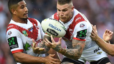 <p><strong></strong>St George-Illawarra Dragons</p> <p>NRL ladder position: 4th</p>