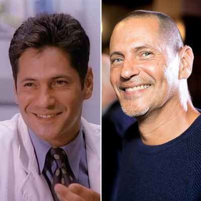 Thomas Calabro as Dr Michael Mancini