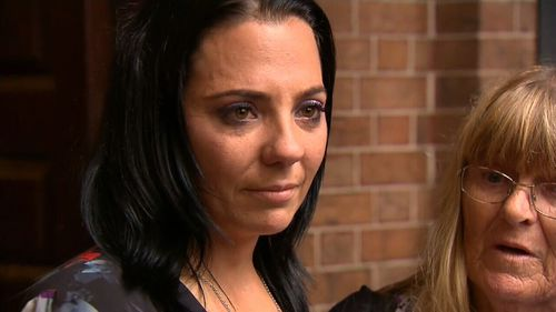 There was immense relief from Ms Paepaerei's family outside court, after the verdict was handed down. (9NEWS)