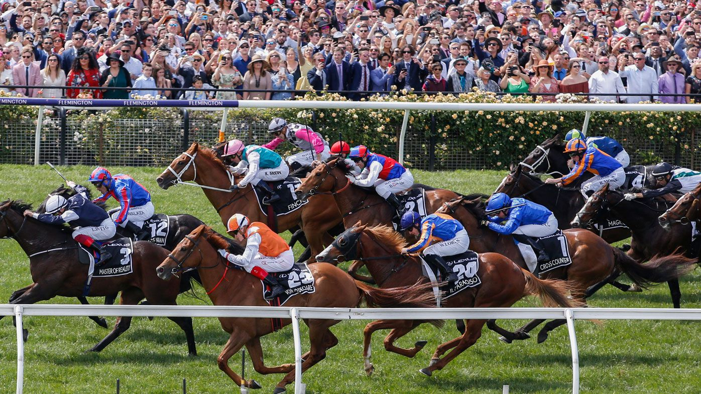 2019 Melbourne Cup. (Getty)