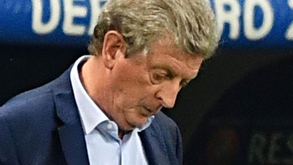 Hodgson resigns after Euro 2016 exit
