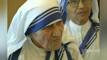 VIDEO: Mother Teresa to be proclaimed a saint